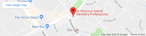 Google Maps Image of Dr. K. Ashraf Dentistry